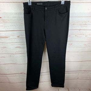 Kut from the Kloth | Black Diana Skinny Jeans